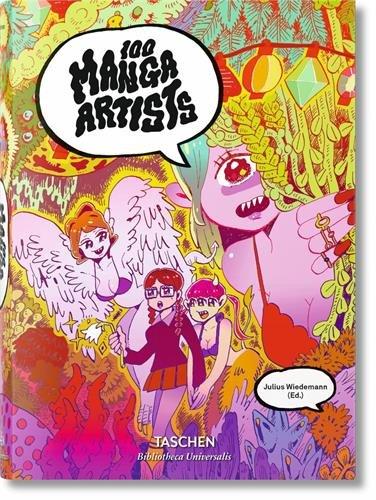 100-Manga-Artists-Bibliotheca-Universalis-0