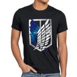 ANT-Titanes-Legin-de-Reconocimiento-Camiseta-para-Hombre-T-Shirt-0
