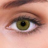 Altamente-cubriendo-las-lentes-de-contacto-marrones-naturales-coloreadasNatural-Hazel-contenedor-de-LENZOTICA-I-1-par-2-piezas-I-DIA-1400-I-sin-almidn-I-000-Dioptras-0