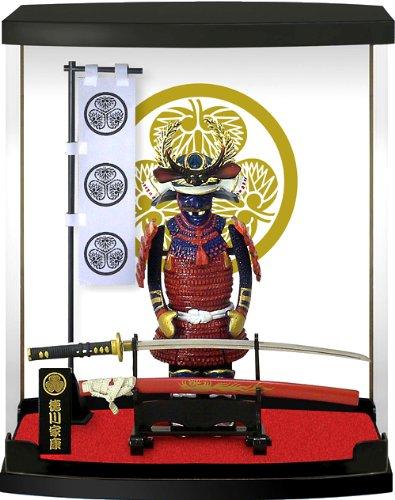 Autntico-Samurai-Figura-Japons-Histrico-Decoracin04-Tokugawa-Ieyasu-Armadura-de-la-serie-0