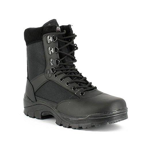Botas-Mil-Tec-SWAT-color-negro-para-trekking-de-montaa-talla-37-50-0