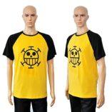 CoolChange-Camiseta-de-Trafalgar-Law-con-Jolly-Rogers-smbolo-de-los-piratas-Heart-0
