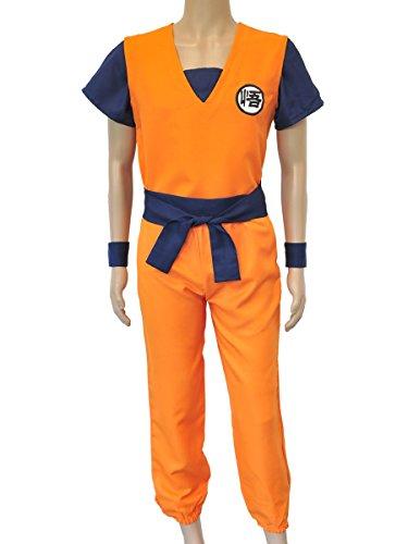 CoolChange-Disfraz-Cosplay-de-Son-Goku-de-la-Serie-La-Bola-del-dragn-0