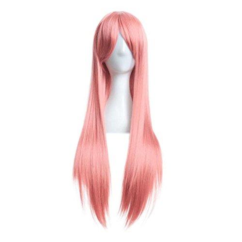 Culater-Sinttico-Pelucas-cabello-natural-mujer-llena-larga-peluca-recta-cosplay-de-pelo-sinttico-80cm-0