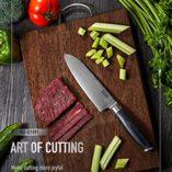 Deik-Cuchillo-Damasco-Cuchillos-de-Cocina-Hoja-16cm-Acero-Inoxidable-de-Alto-Carbn-Profesional-Mango-Ergonmico-Cuchillos-Japones-0-5