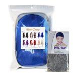 EmaxDesign-Peluca-de-mujer-de-70-cm-de-longitud-Melena-larga-y-con-volumen-de-estilo-ondulado-y-resistente-al-calor-incluye-rejilla-para-el-pelo-y-peine-para-pelucaColor-Azul-oscuro-0-3