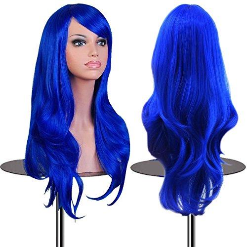 EmaxDesign-Peluca-de-mujer-de-70-cm-de-longitud-Melena-larga-y-con-volumen-de-estilo-ondulado-y-resistente-al-calor-incluye-rejilla-para-el-pelo-y-peine-para-pelucaColor-Azul-oscuro-0