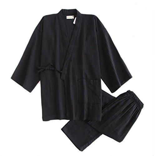 Fancy-Pumpkin-Traje-de-meditacin-de-traje-de-pijamas-Kimono-de-estilo-japons-para-hombres-0