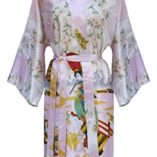 Kimono-Mujer-japonesa-bata-corta-elegante-de-satn-0