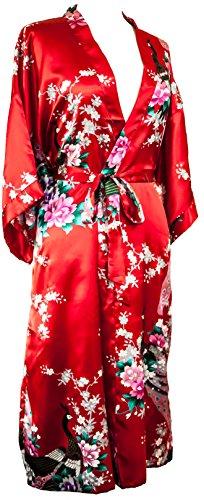 Kimono-de-CC-Collections-16-Colores-Shipping-Bata-de-Vestir-tnica-lencera-Ropa-de-Noche-Prenda-Despedida-de-Soltera-0