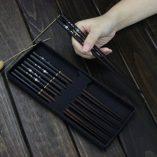 MaderaMadera-Palillos-aoosy-5-pares-japons-estilo-saludable-y-respetuoso-con-el-medio-ambiente-reutilizable-juego-de-palillos-con-funda-para-chino-japons-cena-0-2