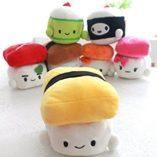 Missley-Comida-Japonesa-Almohada-Sushi-Cute-Cojn-Plush-Toy-almohada-encantadora-Para-Dormir-Decoracin-0-2