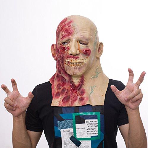 Mscara-de-Zombie-Mscara-de-Ltex-de-Cerebro-para-Adultos-Novedad-de-Halloween-Completa-Sobre-la-mscara-de-ltex-de-Cabeza-Mscara-de-Terror-de-Cosplay-Party-Cosplay-Scary-0