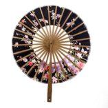 Plegable-Crculo-Abanico-de-Estilo-Japons-con-Dibujos-Flores-Sakura-0-5