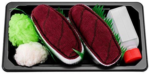 Sushi-Socks-Box-1-par-de-CALCETINES-Nigiri-Atn-REGALO-DIVERTIDO-Idea-Original-Algodn-de-alta-Calidadpara-Mujer-y-Hombre-Tamaos-36-40-y-41-46-Certificado-de-OEKO-TEX-Fabricado-en-EU-0