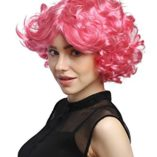 WIG-ME-UP–DEC31-PC2841-Peluca-seoras-Cosplay-Carnaval-Cortos-rizos-Rosa-Pink-voluminoso-Popstar-80-0-0