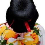 WIG-ME-UP-Carnaval-Peluca-Geisha-Asia-Japn-estilo-Cosplay-japons-China-Girl-negro-2120-P103-0-2