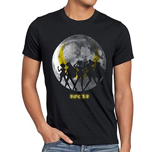 style3-Sailor-Senshi-Camiseta-para-hombre-T-Shirt-luna-anime-0